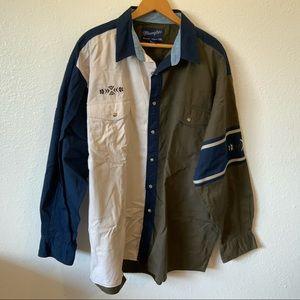 Western Heavy Weight Wrangler Shirt